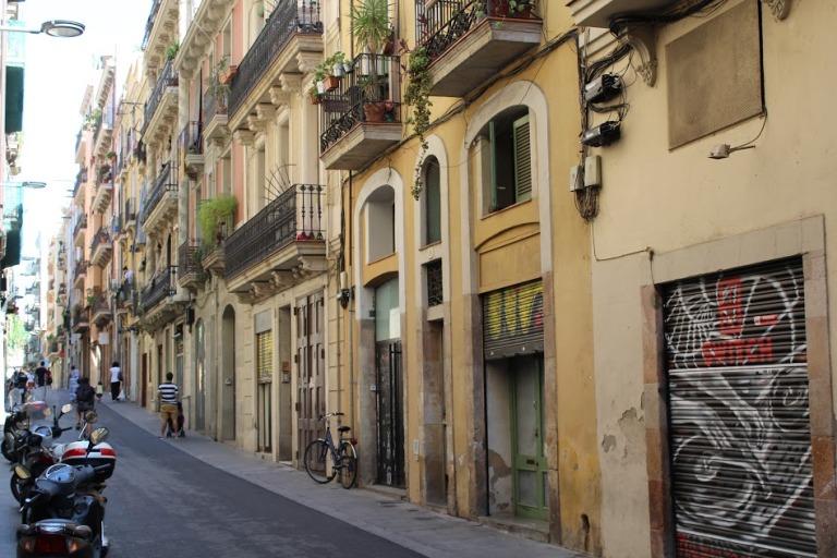 DesMots_BarcelonaStreet